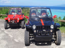 Moorea Beach Cars
